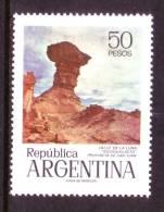 Argentina 996  **  1972-5  Issue  MOON VALLEY - Argentina
