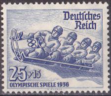 Mku_ Deutsches Reich - Mi.Nr. 602 - Postfrisch MNH - Deutschland