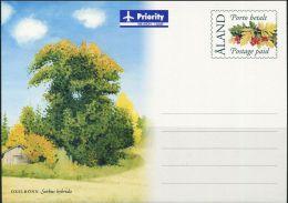 PA1412 Oran 2012 Trees And Berries Postcard MNH - Aland