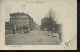 Besançon Chaprais La Rue De Belfort - Besancon