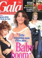 Gala 94 Diana Sylviane Jospin Mike Tyson Malavoy Mathilda May Mireille Bejart Seymour Belmondo - People