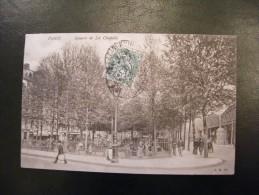 75 Paris Square De La Chapelle 1907 - France