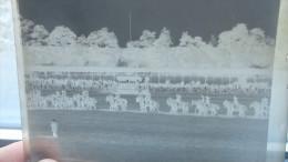 15A/1 - Grands Négatifs Fête équestre Combat Lancier Joutes Médiévales, Stades Avec Podium Et Personalités Lieux à Ident - Photographie