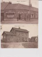 ROLLOT  Duo De Cartes 1934 - 1939 Bon état - Autres Communes