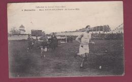 SPORT - 070215 -  A MARSEILLE . Match BOUIN Bouchard, 22 Octobre 1911 - Postcards