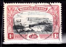 British Guiana,1898 SG 216, Used (Wmk Crown CC) - British Guiana (...-1966)
