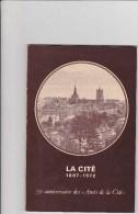 Lausanne - La Cité - 1897 - 1972 - Brochure - Histoire