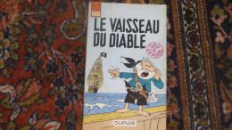 Spirou Gag De Poche 42 Le Vaisseau Du Diable Remacle Dupuis Gags Vieux Nick Barbe Noire Bobosse - Other