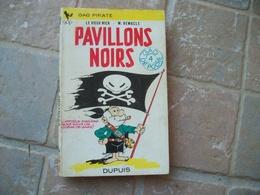 Spirou Gag De Poche 4 Pavillons Noirs Remacle Dupuis Gags Vieux Nick Barbe Noire Bobosse - Other