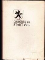Chronik Der Stadt Wil - Histoire