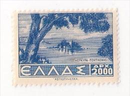 GRECIA ISOLE CORFU' 1944 MNH - Grecia
