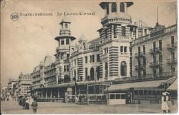 BLANKENBERGHE LE CASINO KURSAAL (1911) - Blankenberge
