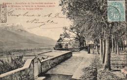 05 EMBRUN Rond-point De L'Archevéché - Embrun