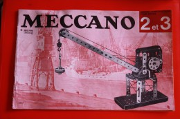 catalogue meccano 2et3