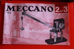 catalogue meccano 2 et 3