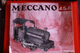 catalogue meccano 4,5 et 6