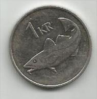 Iceland Island 1 Krona 2006. - Iceland