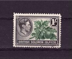 SOLOMON ISLANDS 1939 Odd Value Definit. Issue  Yvert Cat N°66 Very Fine Used - Solomon Islands (1978-...)