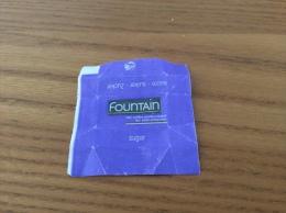 "Emballage De Sucre  ""fountain"" Type 1 - Sugars"