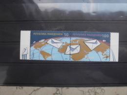 Makedonien     Der Brief  Europa Cept  2008  ** - Europa-CEPT