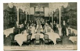 CPA  75  :   PARIS    Le Grand  Vatel  Restaurant   A VOIR  !!!!!! - France