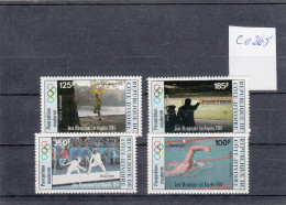 Cote D´ivoire1984. Olympic Games, MNH, C0265 - Summer 1984: Los Angeles