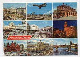 GERMANY - AK 218943 Frankfurt / Main - Frankfurt A. Main