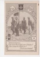 ^ PRESTITO NAZIONALE DOMANDATEVI COSA FECE EGLI PER L'ITALIA MILITARE 230 - Patriottiche