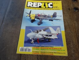 REPLIC N°37 Septembre 1994 - Literatuur & DVD