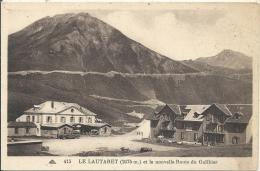 CPA Dept 05 Col Du LAUTARET - France