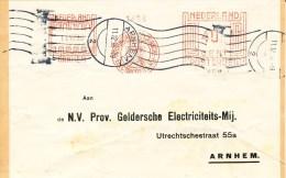 Ema, Meter, Electriciteit, Electricity, Leeuw, Lion, Heraldiek, Heraldry - Wapenschild