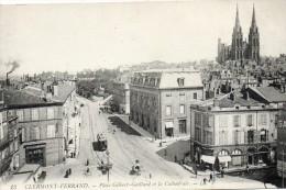 CPA - CLERMONT-FERRAND (63) - La Banque De La Société Générale De La Place Gilbert-Gaillard - Clermont Ferrand