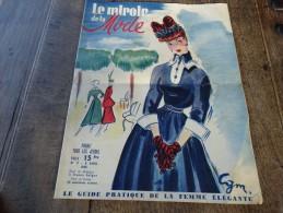 Le Miroir De La Mode -N° 9 Du 08/04/1948 - Kranten