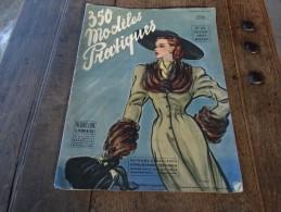 350 Modèles Pratiques  N°32 Hiver 1947 - Kranten