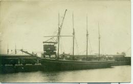 Zweden - Sweden - Hälsingborg - IS Garina - Unwritten - Photocard ? - Fotokaart ? -  1930 - Zweden