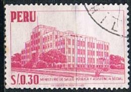 5803 - Peru - Building - Architecture - Peru