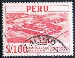 5807 - Peru - Monument - Peru