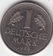 1 Mark  1989 G Ss - [ 7] 1949-…: BRD
