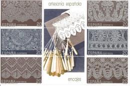 España/Spain-(MNH/**) - Edifil  3016-21 - Yvert  2629-34 - Blokken & Velletjes