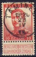 123 Tamines - 1912 Pellens