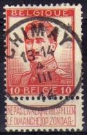 123 Chimay - 1912 Pellens
