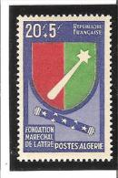 AU PROFIT DE LA FONDATION MARECHAL DE LATTRE  N° 352 ** - Unused Stamps