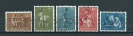 1954 Netherlands Complete Set Child Welfare,kinderzegels Used/gebruikt/oblitere - Gebruikt