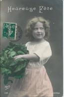 Portrait De Fillette - Heureuse Fête - Chou - Abbildungen