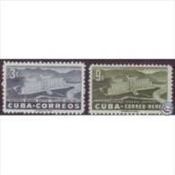 1954-D-1. CUBA 1954. Sanatorio De Topes De Collantes. MH - Otros