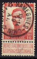 118 Dépôt Relais Ramegnies - 1912 Pellens