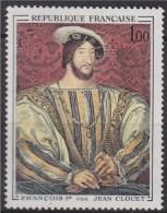 Oeuvres D´Art: Portrait De François 1er Par Jean Clouet N°1518 Neuf - France