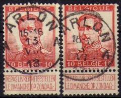 118 Arlon - 1912 Pellens