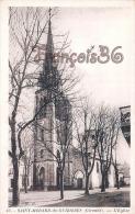 (33) Saint St Médard De Guizières - L'Eglise - Excellent état - 2 SCANS - France