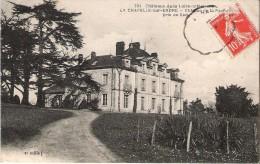 44052 - LA CHAPELLE-SUR-ERDRE: Château De La Pannetière - Other Municipalities